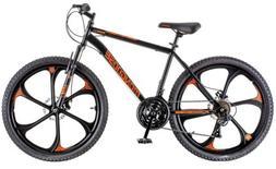Mongoose Mack Mag Wheel Mountain Bike 26-inch Wheels 21 Spee