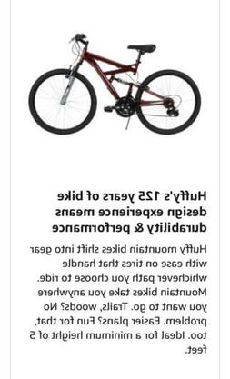 Men's Mountain 29-Inch Bike Bicycle Shimano Full Suspension