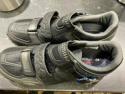 Men's Shimano mountain bike shoes size 43 or 9.5