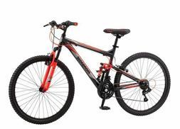 Men's Mongoose Status 2.2 26-Inch Mountain Bike-21 Speeds wi