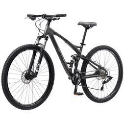 "Mens Mountain Bike 29"" Aluminum Mongoose XR-PRO Outdoor Outd"