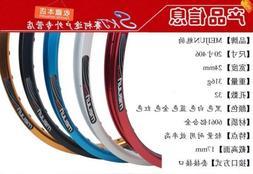MEROCA MTB mountain bike Rim DIY 20 inch 406 32 Holes Al6061