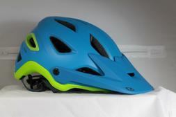 Giro Montaro MIPS Mountain Bike Helmet - Matte Blue Lime, Sm