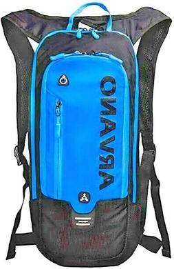 Arvano Mountain Bike Backpack Cycling - 6L Breathable Biking