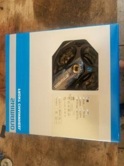 "Mountain Bike Crankset 175mm  ""triple crank"" Shimano Hyperdr"