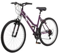 """18 Speed Women's Mountain Bike, 26"""" Roadmaster Granite Peak"""