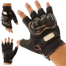 Mountain Bike Gloves Half Finger Cycling Gloves Bicycle Glov