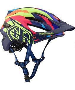 Troy Lee Designs Mountain Bike Helmet A2 Mips; Jet Yellow Si