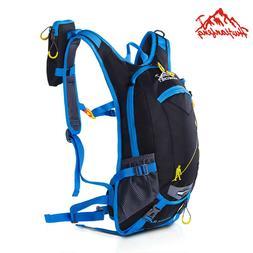 Mountain Bike Hydration Pack Water Backpack Waterproof outdo
