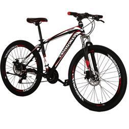 "Mountain Bike  X1 Shimano 21 Speed  MTB 27.5"" BIcycle Red"