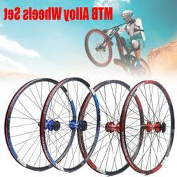 MTB Alloy Wheelset Aluminium 26inch 650B Mountain Bike Wheel