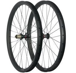 MTB Bike Carbon Wheels 27.5ER 35mm Width Tubeless Wheelset A