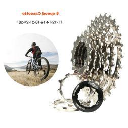 MTB Mountain Bike Rear Hub 8 Speed Cassette 8S Flywheels Spr