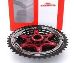 SunRace MX8 11-Speed 11-42T Mountain Bike Cassette Black for