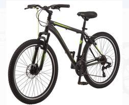 "New Schwinn 26"" Sidewinder Mountain Bike Black And Green,"