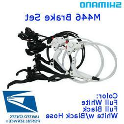 New Shimano BR-BL-M446 M447 Hydraulic Disc Brake Lever Set M