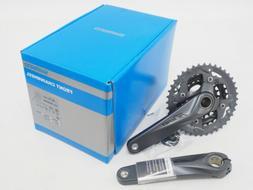 New! Shimano Crankset FC-M4050 3x9 Mountain Bike Crankset Tr