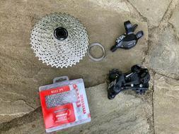 New SRAM NX 1X 11 Speed 4 Piece MTB Mountain Bike Group Grou