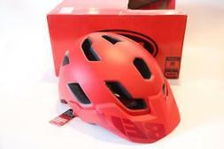 New Bell Stoker Mountain Bike Helmet Medium 55-59cm Matte Re