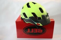 New Bell Stoker Mountain Bike Helmet Medium Matte Retina Sea