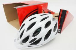 New! Bell Traverse Universal Adult Mountain Bike Helmet Whit