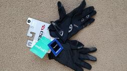New Women's Giro Xena Gloves Full Finger Cycling MTB Black M