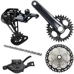 NEW Shimano XT M8100 1x12 Speed Mountain Bike MTB 6 Piece Gr