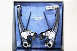 NOS Shimano LX BR M-570 V Brake Set Retro Mountain Bike Brak