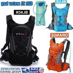Outdoor sports Hydration Pack Backpack mountain bike waterpr