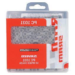 SRAM PC 1031 P-Lock 10-Speed 114L Bicycle Chain