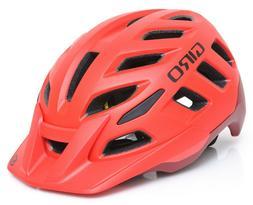 Giro Radix MIPS Cycling Helmet Visor MEDIUM 55-59cm Red Moun
