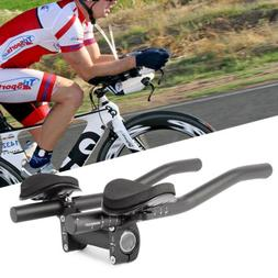 Road Mountain Bike Bicycle Alloy Triathlon Aero Rest Handle