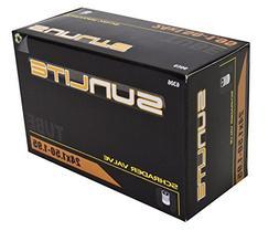 """Sunlite Bicycle Inner Tube 26x1.75-1.95/"""" Schrader Valve Mountain Hybrid 26/"""" Bike"""