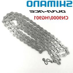 Shimano DURA-ACE CN 9000 HG901 Chain 116 Link Road Bicycle M