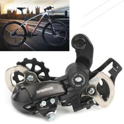 7s 8s Speed MTB Bicycle Rear Derailleur Bike Part Black For
