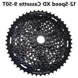 SRAM XD Cassette 12 Speed  Cassette 9-50T MTB bike freewheel