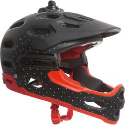 Bell Super 3R Mountain Bike Helmet - MIPS  Medium, Black