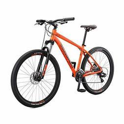 Mongoose Switchback Sport Adult Mountain Bike, 8 Speeds, 27.