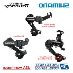 Shimano Tourney RD-TZ31 RD-TZ500 6/7 Speed Direct / Hanger M