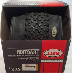 """Bell Traction 27.5""""  Mountain Bike Tire with Kevlar Fiber"""