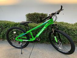 Trinx MTB Mountain Bike 24 inch Shimano 21-Speed M114