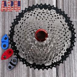 US BOLANY 8/9/10/11Speed MTB Bike Cassette11-40/42/46/50T Fi