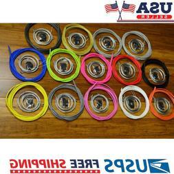 US Jagwire OEM brake & shifter cable housing kit Road & Moun