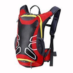Waterproof Mountain Bike Hydration Pack Water Backpack Bicyc