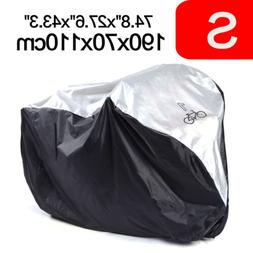 NEVERLAND Waterproof Outdoor Bicycle Bike Cover 190T For Mou
