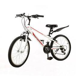 """22"""" Mountain Bike Road Bicycle Kids Mountain Bike  Shimano 2"""